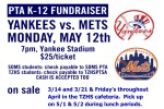 Yankees vs. Mets PTA Fundraiser